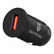 Tactical LZ-336 USB-A QC 3.0 3A Autonabíječka Black