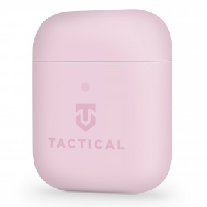 Tactical Velvet Smoothie Pouzdro pro AirPods 1/2 Pink Panther