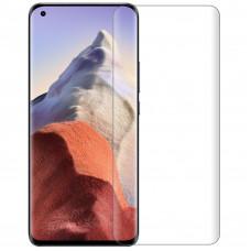Mocolo 3D UV Tvrzené Sklo Transparent pro Xiaomi Mi 11 Ultra