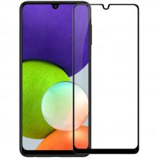 Mocolo 5D Tvrzené Sklo Black pro Samsung Galaxy A22 4G