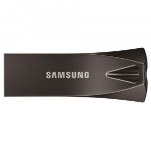 Samsung BAR Plus USB Flash Drive 128GB USB 3.1 Titan Gray