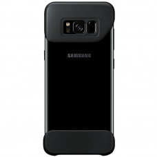 Samsung 2Piece Cover Black & Black pro G955 Galaxy S8+ (EU Blister)