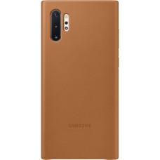 Samsung Kožený Kryt pro N975 Galaxy Note10+ Brown (EU Blister)