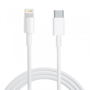 Apple USB-C kábel s konektorom Lightning 1m (bulk)