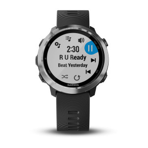 Garmin Forerunner 645 Music Optic Black