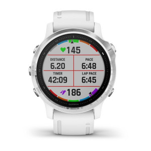 Garmin fēnix6S White with White Band (eco box)