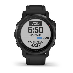 Garmin fēnix 6S Pro Black with Black Band (eco box)