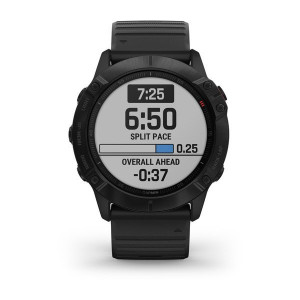 Garmin fēnix6X Pro Black with Black Band (eco box)