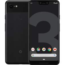 Google Pixel 3 XL 64GB Just Black