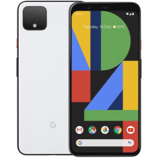 Google Pixel 4 6GB/64GB Clearly White