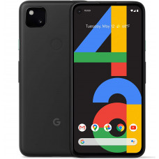 Google Pixel 4a 6GB/128GB Just Black