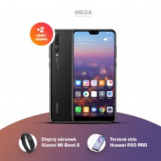 Huawei P20 Pro Black + 2 dárky ZDARMA!