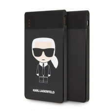 Karl Lagerfeld Iconic PowerBank 4000mAh Black