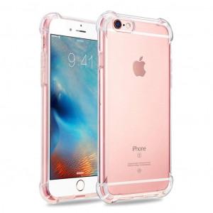 Kisswill Shock TPU Kryt Transparent pro Apple iPhone 6 / 6s