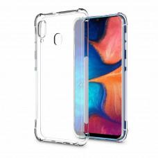 Kisswill Shock TPU Kryt Transparent pro Samsung Galaxy A20e