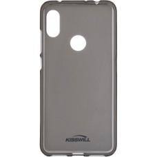 Kisswill TPU Pouzdro pro Xiaomi Redmi 7A Black