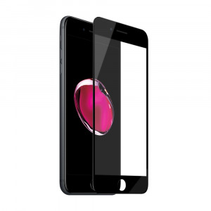 Mocolo 5D Tvrzené Sklo Black pro iPhone 7 / 8 Plus