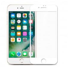 Mocolo 5D Tvrzené Sklo White pro iPhone 6 / 6s Plus