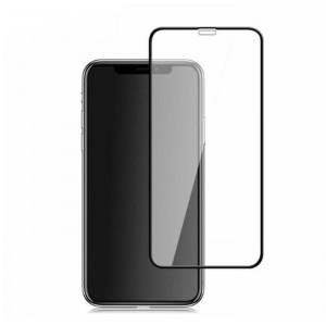 Mocolo 5D Tvrzené Sklo Black pro iPhone XS Max