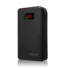 MyMAx PowerBank 10000mAh Black (EU Blister)