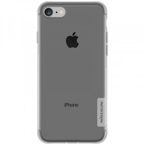 Nillkin Nature TPU Pouzdro Grey pro iPhone 7 / 8 / SE (2020)