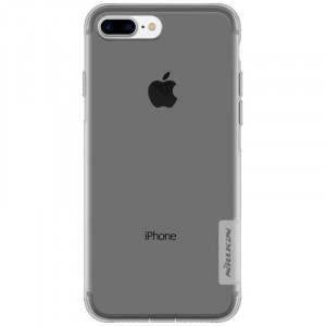 Nillkin Nature TPU Pouzdro Grey pro iPhone 7 Plus / 8 Plus