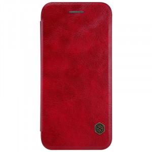Nillkin Qin Book Pouzdro Red pro iPhone 7 / 8 / SE (2020)