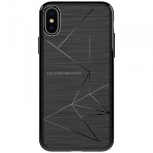 Nillkin Magic Case QI Black pro iPhone X / Xs