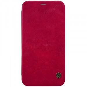 Nillkin Qin Book Pouzdro Red pro iPhone X / Xs