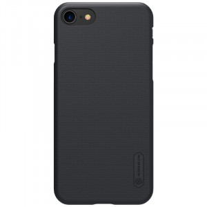 Nillkin Super Frosted Zadní Kryt pro iPhone 7 / 8 / SE (2020) Black