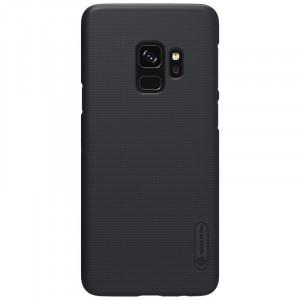 Nillkin Super Frosted Zadní Kryt Black pro Samsung G960 Galaxy S9