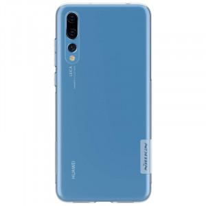 Nillkin Nature TPU Kryt Transparent pro Huawei P20 Pro