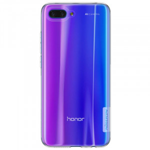 Nillkin Nature TPU Kryt pro Honor 10 Tranparent