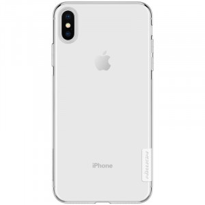 Nillkin Nature TPU Kryt Transparent pro iPhone Xs Max