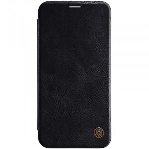 Nillkin Qin Book Pouzdro Black pro iPhone XS Max