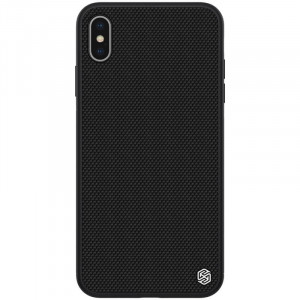 Nillkin Textured Hard Case Black pro iPhone Xs Max