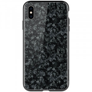 Nillkin SeaShell Hard Case Black pro iPhone Xs Max