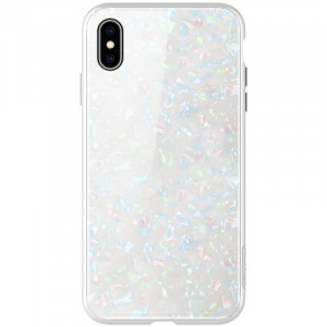 Nillkin SeaShell Hard Case White pro iPhone XS Max