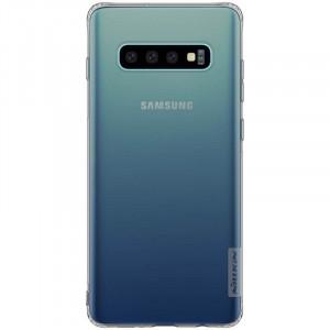 Nillkin Nature TPU Pouzdro pro Samsung Galaxy S10 Grey