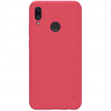 Nillkin Super Frosted Zadní Kryt pro Huawei P Smart (2019) Red