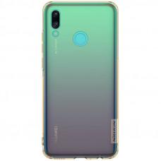 Nillkin Nature TPU Pouzdro Tawny pro Huawei P Smart (2019)