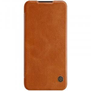Nillkin Qin Book Pouzdro pro Xiaomi Redmi Note 7 Brown