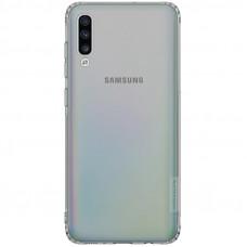 Nillkin Nature TPU Kryt pro Samsung Galaxy A70 Grey