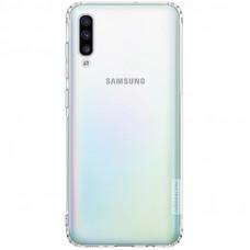 Nillkin Nature TPU Kryt pro Samsung Galaxy A70 Transparent