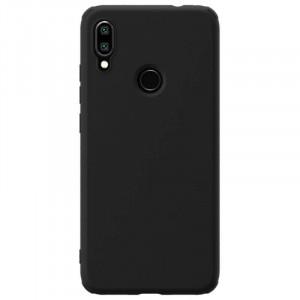 Nillkin Rubber Wrapped Ochranný Zadní Kryt pro Xiaomi Redmi Note 7 Black