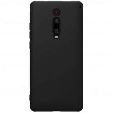 Nillkin Rubber Wrapped Ochranný Zadní Kryt pro Xiaomi Mi 9T / 9T Pro Black