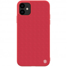 Nillkin Textured Hard Case pro Apple iPhone 11 Red