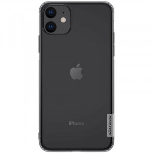 Nillkin Nature TPU Kryt pro iPhone 11 Grey