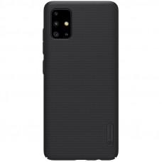 Nillkin Super Frosted Zadní Kryt pro Samsung Galaxy A51 Black