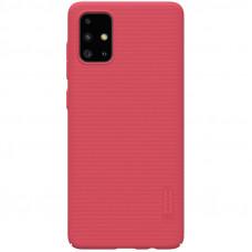 Nillkin Super Frosted Zadní Kryt pro Samsung Galaxy A71 Red
